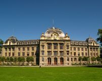 switzerlan πανεπιστήμιο της Βέρνης Στοκ φωτογραφία με δικαίωμα ελεύθερης χρήσης