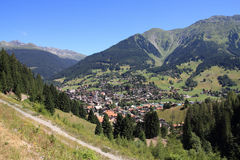 Switzerland royalty free stock image