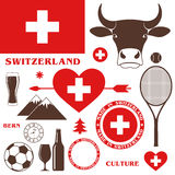 switzerland Photos libres de droits