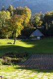 Open air museum Ballenberg in Switzerland royalty free stock image