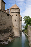 Switzerland - Chateau de Chillon Stock Photo
