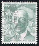 Rainer Maria Rilke Royalty Free Stock Photography