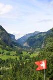 Switzerland countryside Stock Photography