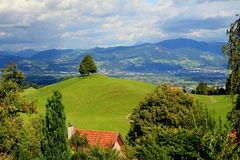 Switzerland countryside Royalty Free Stock Photography