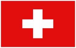 Switzerland flag Stock Photos