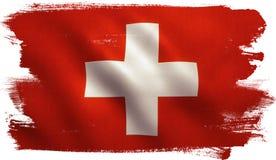 Switzerland Flag Stock Image
