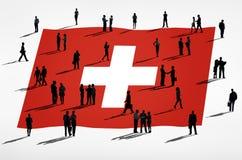 Switzerland Flag Stock Images