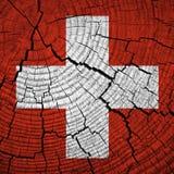 Switzerland Flag Royalty Free Stock Image