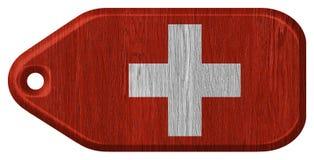 Switzerland Flag Royalty Free Stock Photo