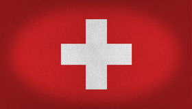 Switzerland flag Royalty Free Stock Photos