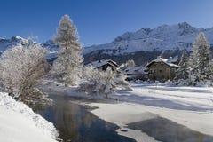 Switzerland landscape Royalty Free Stock Photography