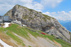 Switzerland. Mount Pilatus Royalty Free Stock Photography