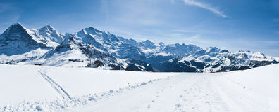 Switzerland mountains Stock Photo