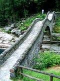 Switzerland, ponte dei saltri Stock Photo