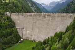 Switzerland See von sambuco Verdammung Vallemaggia Tessin stockfoto