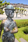 switzerland vevey Royaltyfri Foto