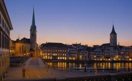 switzerland Zurich Obrazy Stock