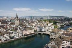 switzerland Zurich Zdjęcia Royalty Free