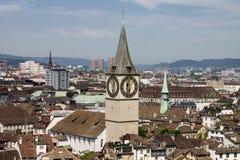 switzerland Zurich Zdjęcie Royalty Free