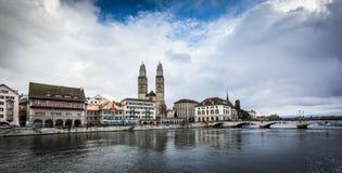 switzerland zurich royaltyfria bilder