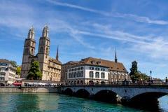 Switzerland, zurich, Royalty Free Stock Image