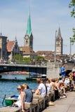 Switzerland, zurich Stock Photo