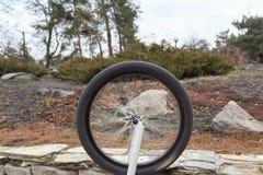 Swivel koło od roweru Zdjęcie Royalty Free