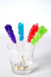 Swizzle Sticks royalty free stock photos