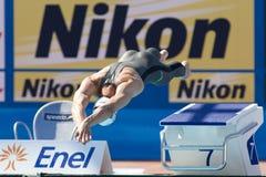SWM: Campeonato de los Aquatics del mundo Imagen de archivo libre de regalías