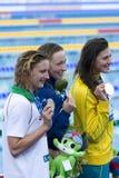 SWM: Campeonato de los Aquatics del mundo - Imagen de archivo