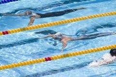 SWM : Championnat d'Aquatics du monde - brasse de 200m des hommes Image libre de droits
