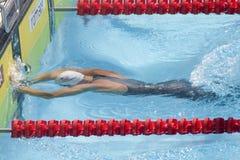 SWM : Championnat d'Aquatics du monde - breaststrokeSWM de 200m des hommes : OE Photos stock