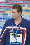SWM: VärldsAquaticsmästerskap - mäns medley f för 400m individ Royaltyfri Bild