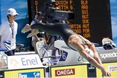 SWM: World Aquatics Championship Stock Photo