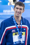 SWM: World Aquatics Championship - Mens 200m freestyle final Stock Images