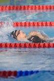 SWM: World Aquatics Championship - mens 400m individual medley f Royalty Free Stock Images