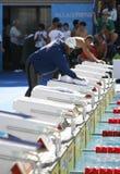 SWM: World Aquatics Championship -  Mens 50m Qualification Stock Photography