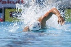 SWM: World Aquatics Championship - mens 4 x 100m medley Stock Images