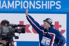 SWM: World Aquatics Championship - Womens 200m freestyle final Royalty Free Stock Photo