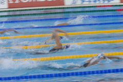 SWM: World Aquatics Championship - Womens 800m freestyle final Stock Photo