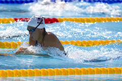 SWM: World Aquatics Championship - Womens 400m individual medley Stock Photo