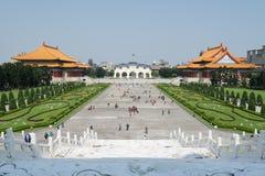 Swoboda kwadrat, Taipei, Tajwan Obrazy Royalty Free