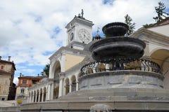 Swoboda kwadrat w Udine, Włochy zdjęcia stock