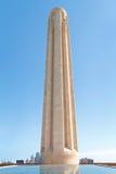 swoboda pomnik Zdjęcie Royalty Free