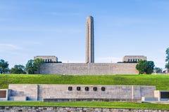 Swoboda pomnik Zdjęcia Stock