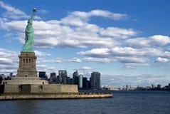 swobody statua Zdjęcie Stock