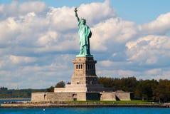 swobody statua fotografia stock