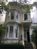 19-21 swobody ulica, Italianate stylu dom Obrazy Royalty Free