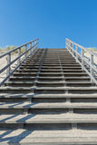SWooden Stairs at Beach Entrance Royalty Free Stock Photo