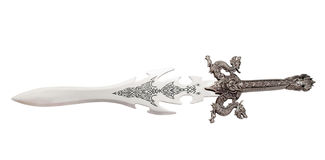 Sword stock image